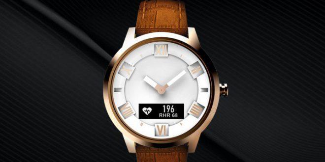 dac0fc6ea7f A versão do Lenovo Watch X Plus Rose Gold Leather estará à venda na China  para 429 Yuan (  62) • Lenovo