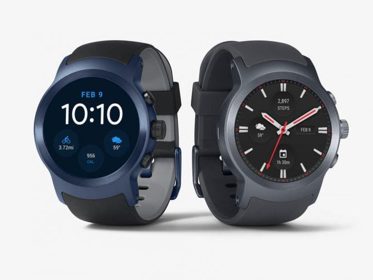 Google WearOS Watch