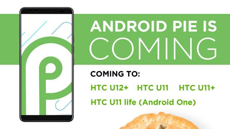 Мобильные телефоны HTC Android 9.0 Pie
