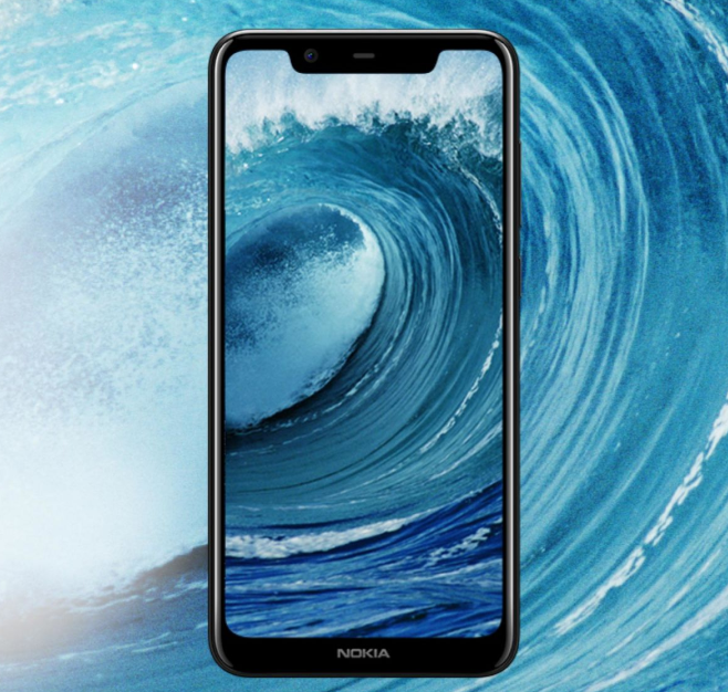 Nokia X5 / Nokia 5.1 plus
