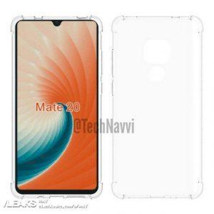 Корпус Huawei Mate 20