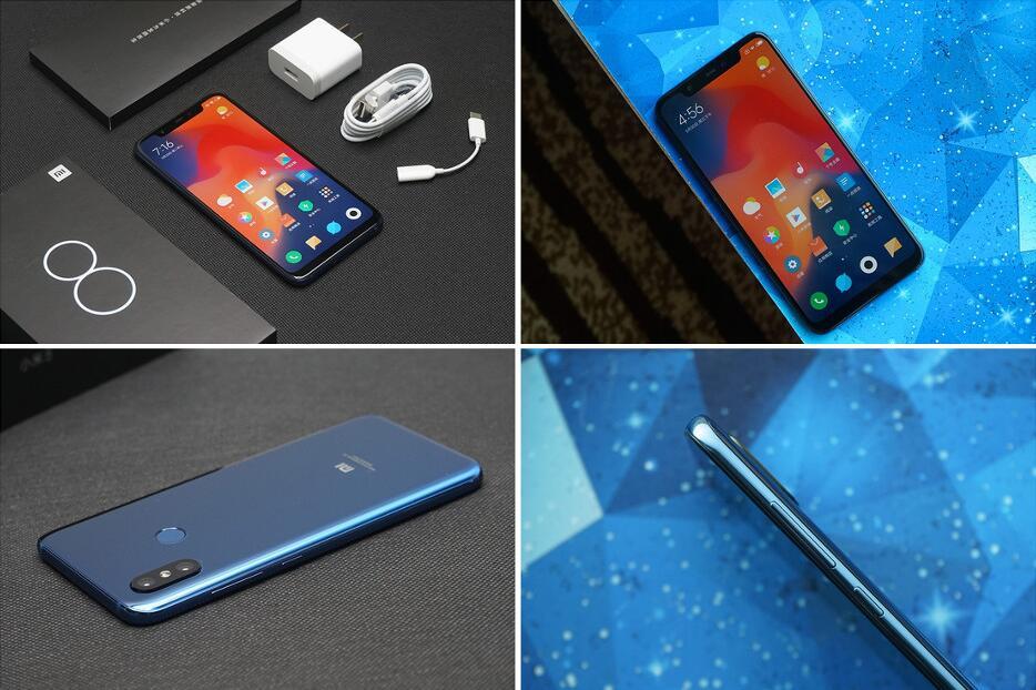 小米米8智能手机