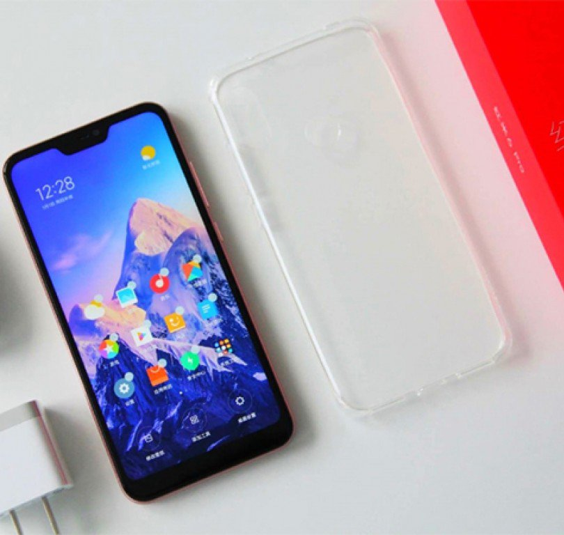 Xiaomi Redmi Note 6 Pro Images Officielles Divulguees Via Un