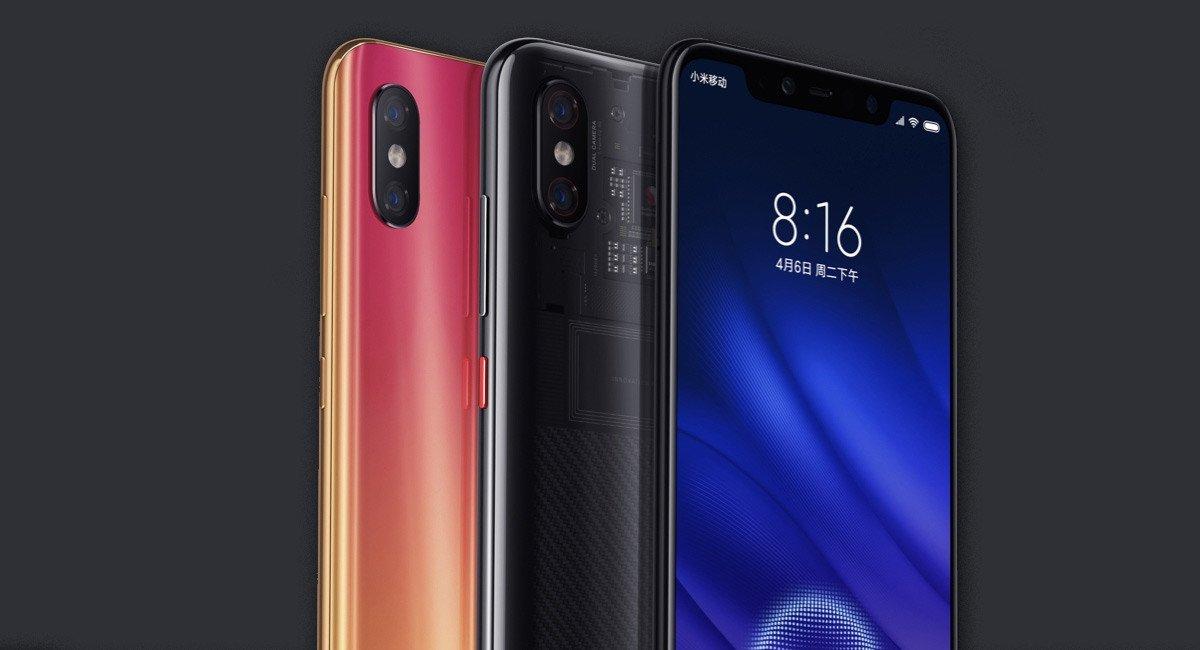 Xiaomi Mi 8 Pro-smartphone