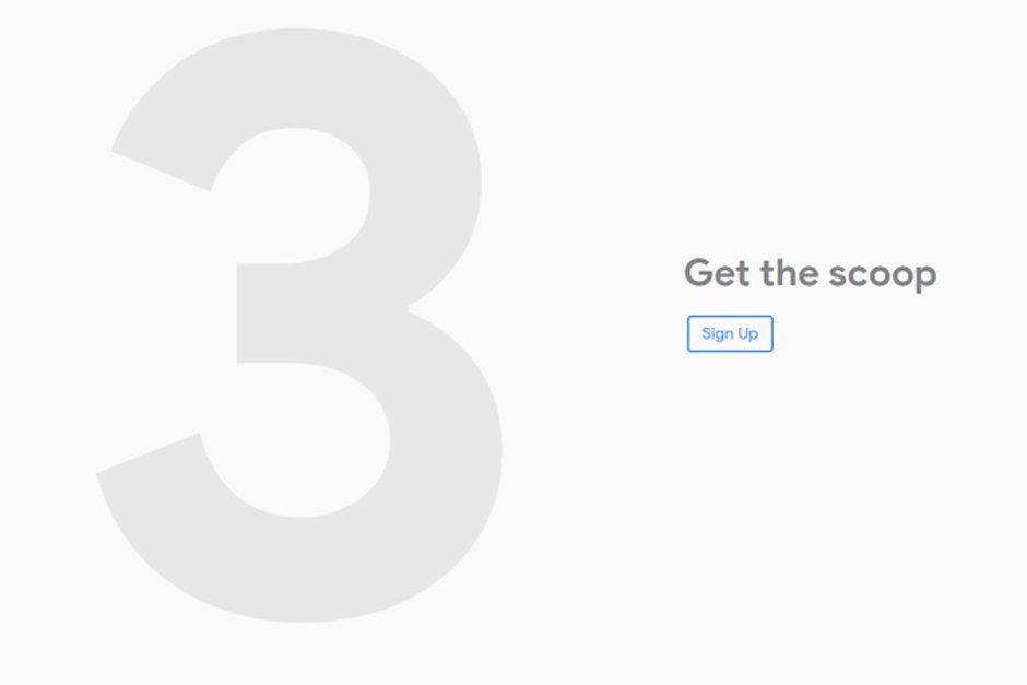 Запуск Google Pixel 3