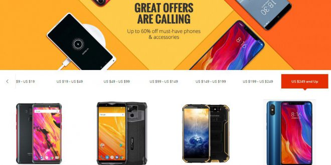 c70af90a550 Saving up to 60% on phones and accessories on the September sale from  AliExpress