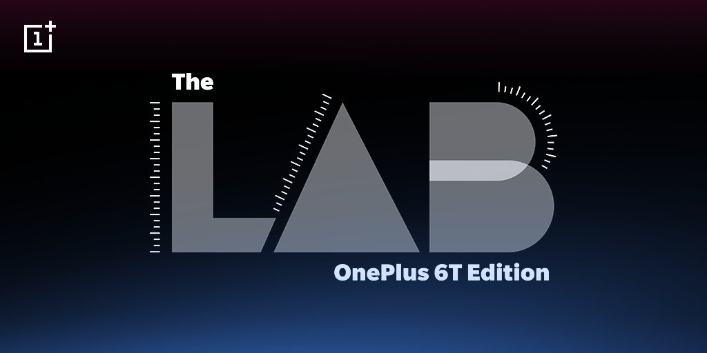 OnePlus 6T LAB
