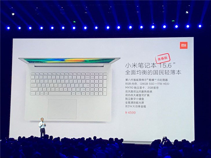 Xaomi Mi Notebook Lite
