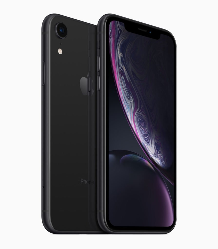 Apple iPhone XR (черный)