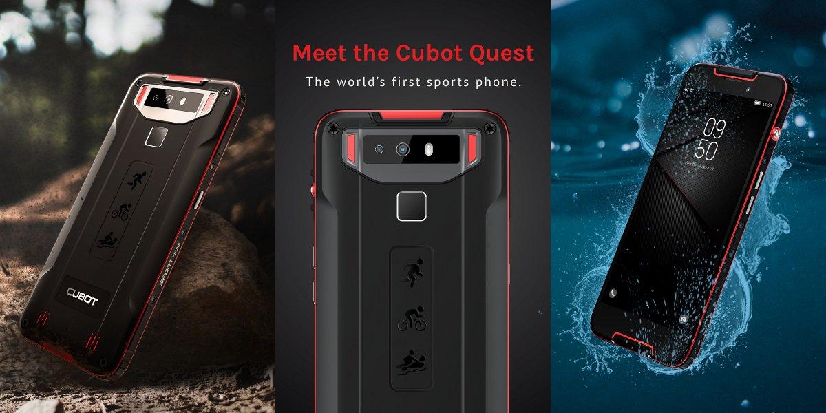 Cubot Quest