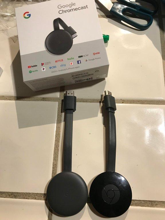 3-го поколения Chromecast