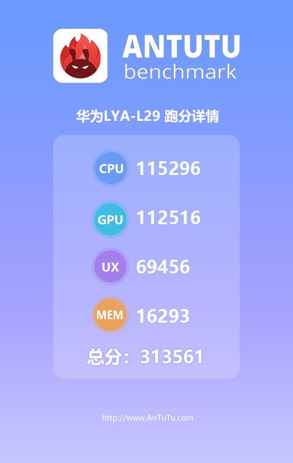 Huawei Mate 20 Pro AnTuTu