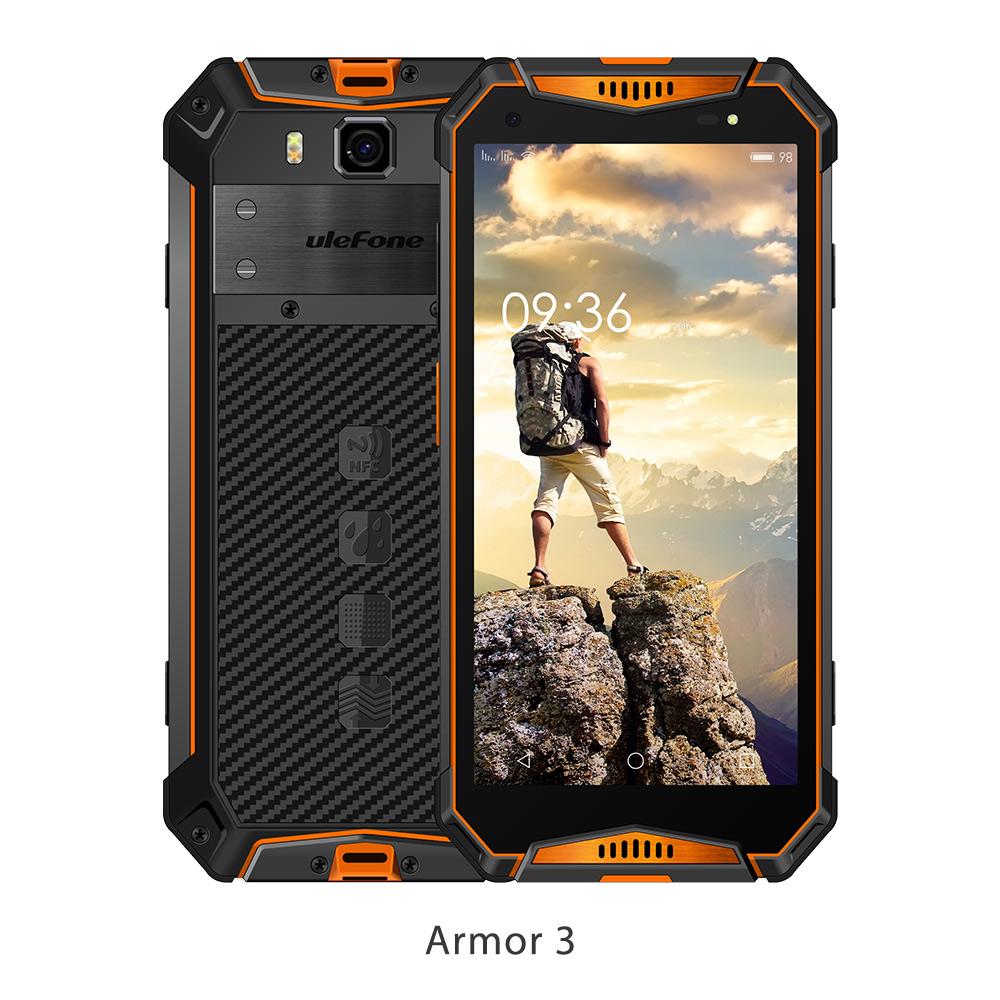 Предзаказ Ulefone Armor 3