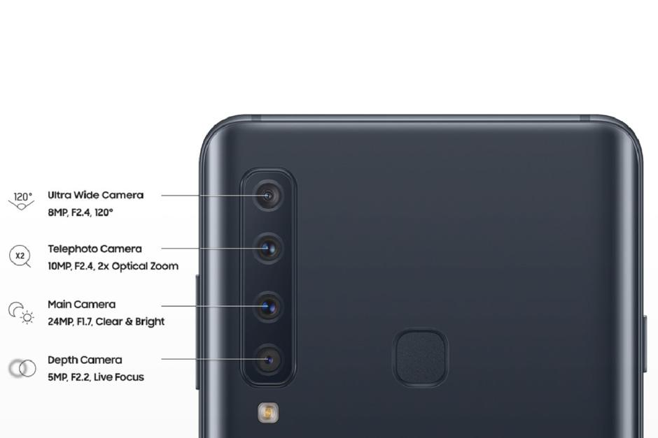 Samsung-Galaxy-A9s-четверная-камера установка-получает подробную-в-новое-изображений
