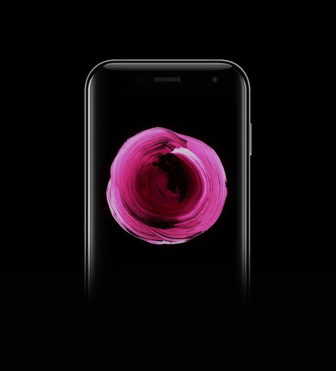 Display voor mobiele telefoons