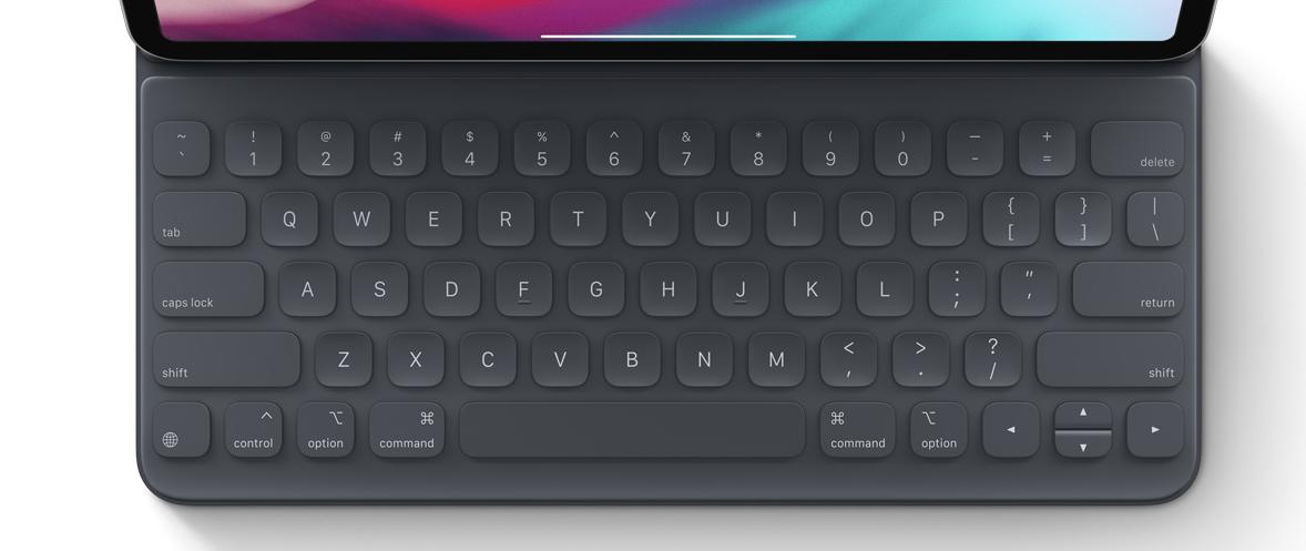 Клавиатура Apple Folio