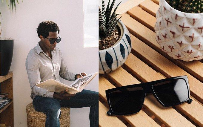 5f3e9c5f20e8fc Hoewel de nieuwe bril lijkt te zijn geïnspireerd door enkele  Hollywood-films. Scott Bleu