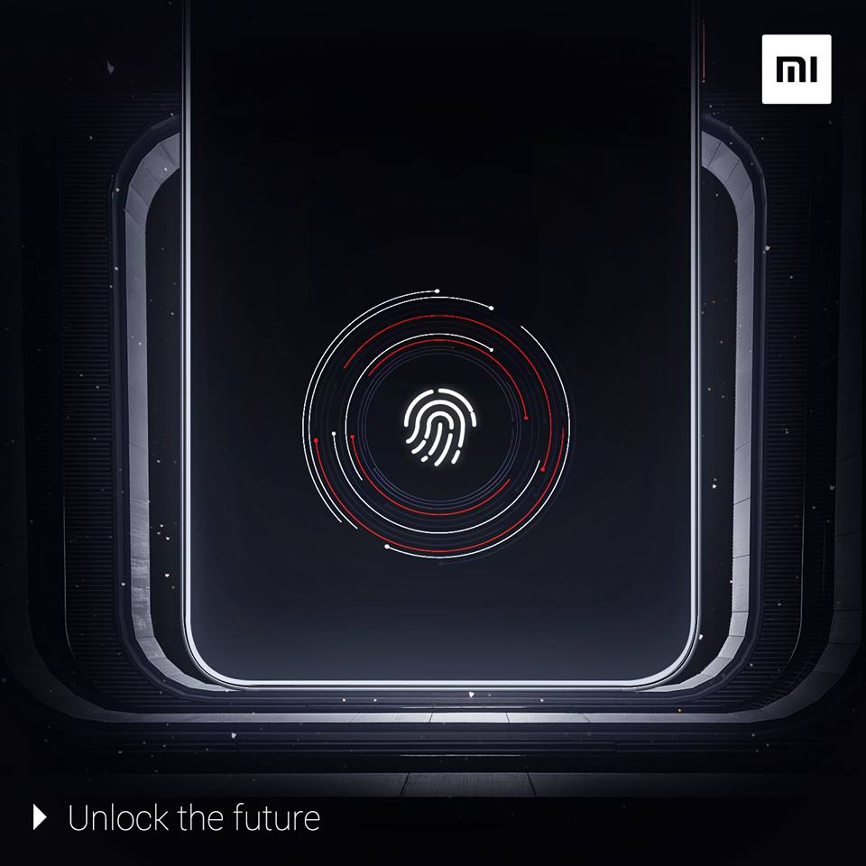 Xiaomi Mi 8 Pro UK Launch Teaser