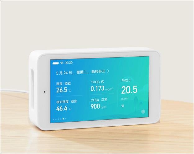 Воздушный детектор Xiaomi MIJIA