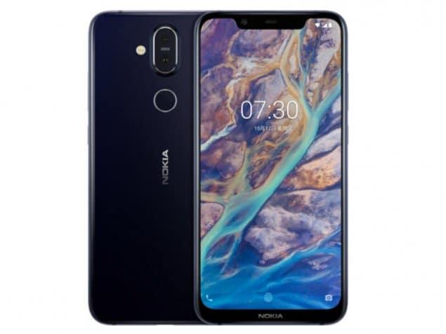 Nokia 8.1 a.k.a Nokia X7