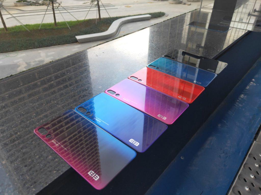 elephone a5 colors