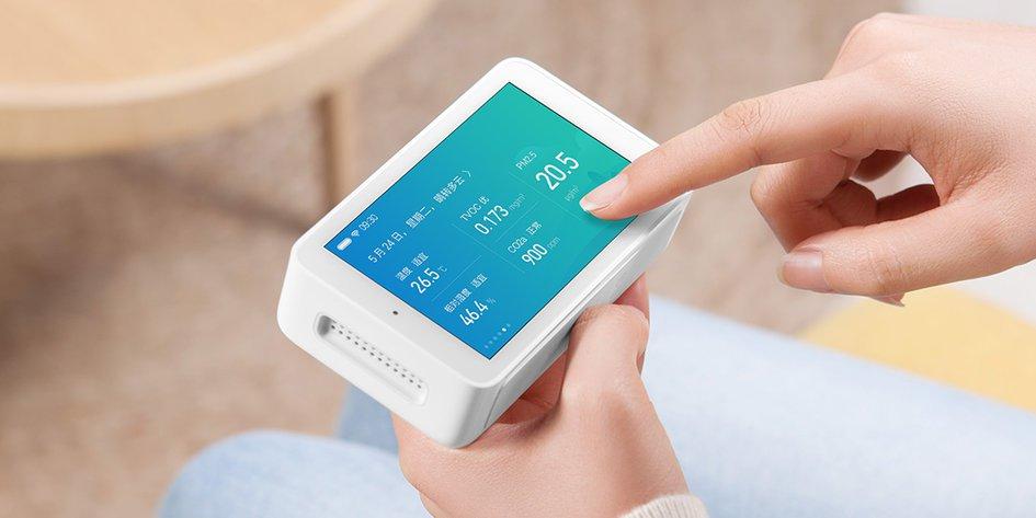 Измеритель качества воздуха Xiaomi MIJIA