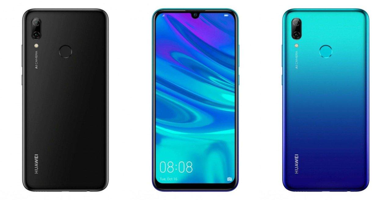 Huawei P Smart (2019), características impresionantes a un bajo precio