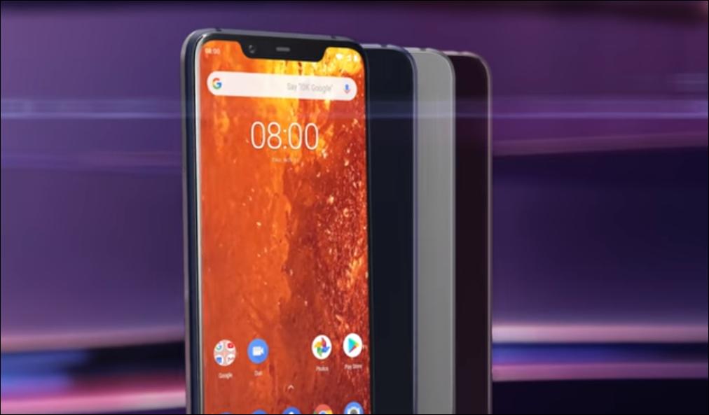 Nokia 8.1 запущена во всем мире в ОАЭ