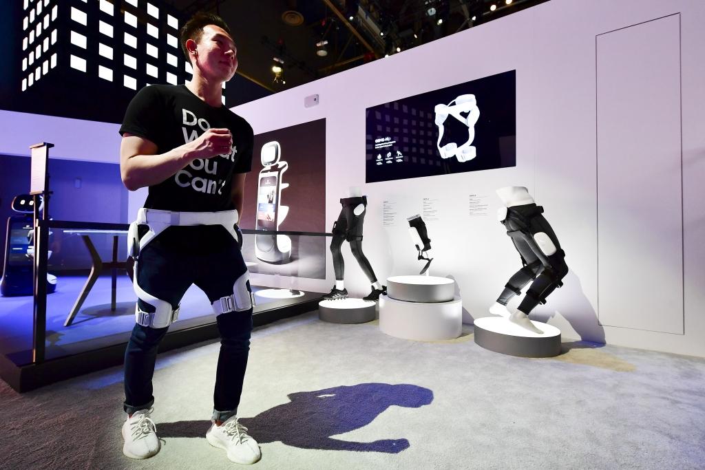 CES 2019: 5 вещей, на которые стоит обратить внимание в «Самсунг Сити»