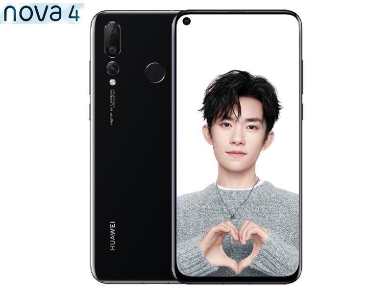 Huawei Nova 4 4G Phablet
