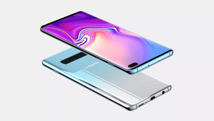 Samsung Galaxy S10 Plus оказывает