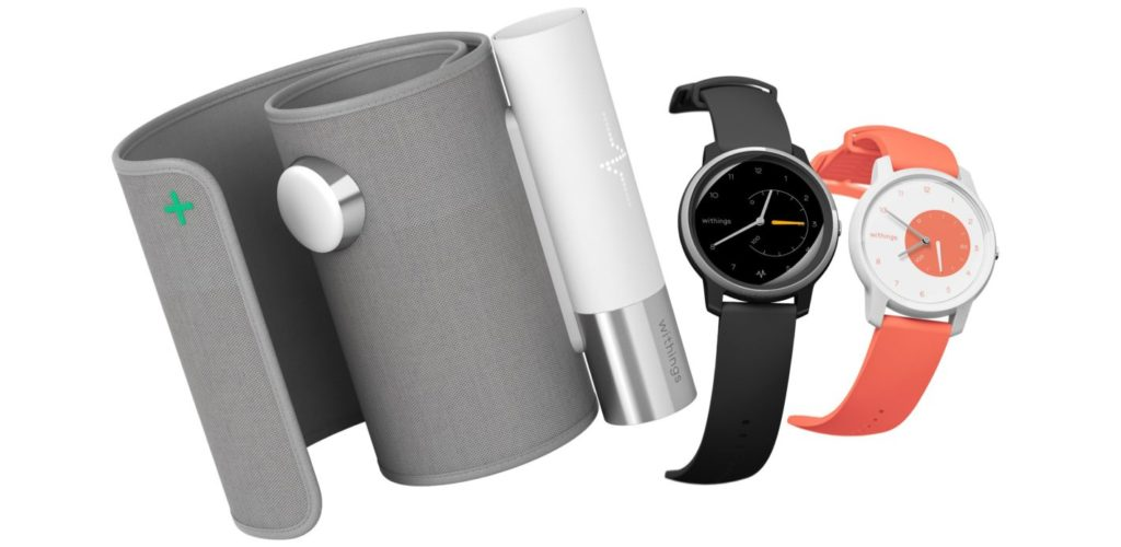 Withings Move ЭКГ