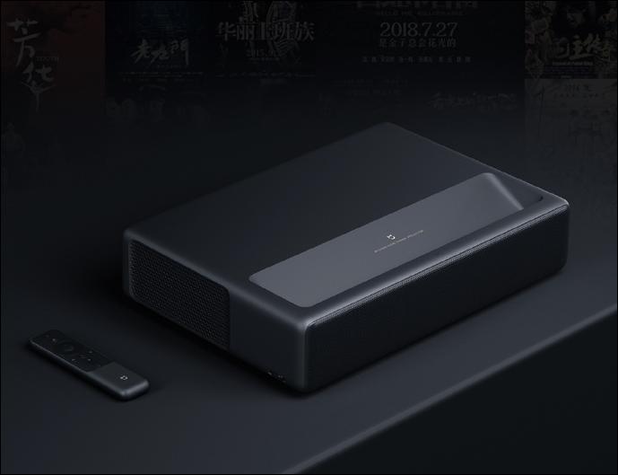 Xiaomi MIJIA Лазерный проектор 4K версия