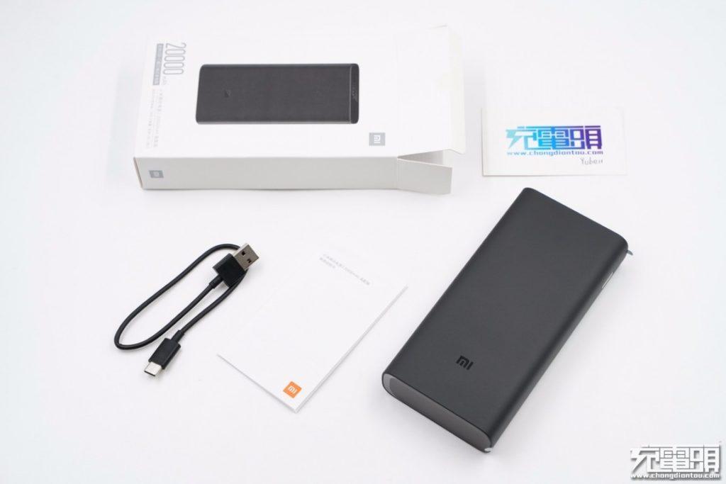 Xiaomi представляет Mi Power bank 3 Pro с двойной быстрой зарядкой 45 Вт
