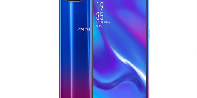 Oppo K1 Which Goes On Today In India For The First Time Is Worth Rs 16 990 239 Dollars