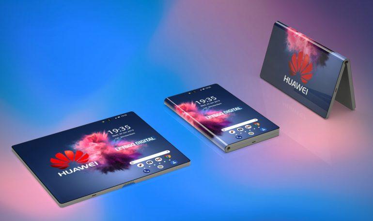 Все рендеры Huawei 5G