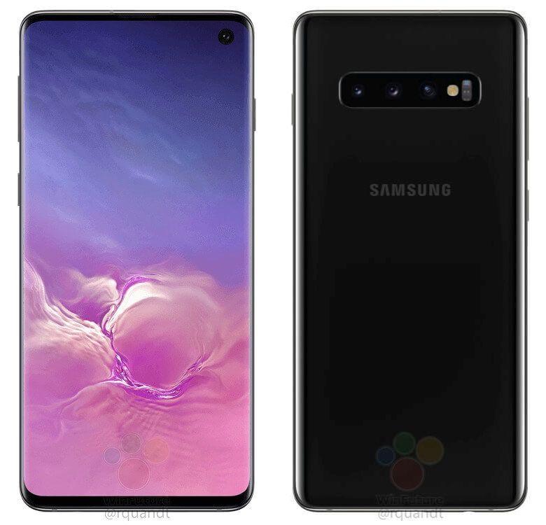 Samsung-Galaxy-S10-черный-