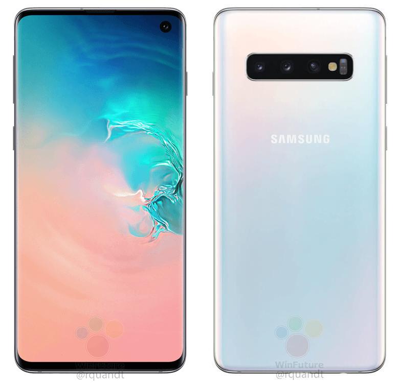 Samsung-Galaxy-S10-градиент