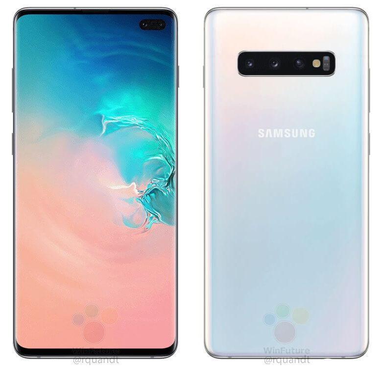 Samsung-Galaxy-S10 + -gradient-