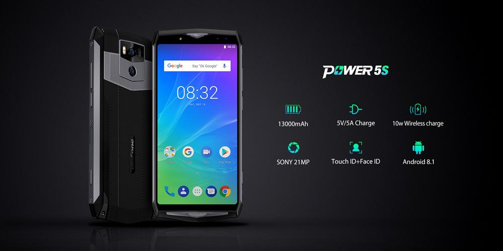 Ulefone Power 5S