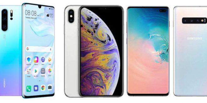 fa5549a29 Huawei P30 Pro و iPhone Xs Max و Samsung Galaxy S10 +: مقارنة الأداء