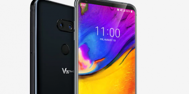 LG V35 ThinQ updated to Android Pie in South Korea