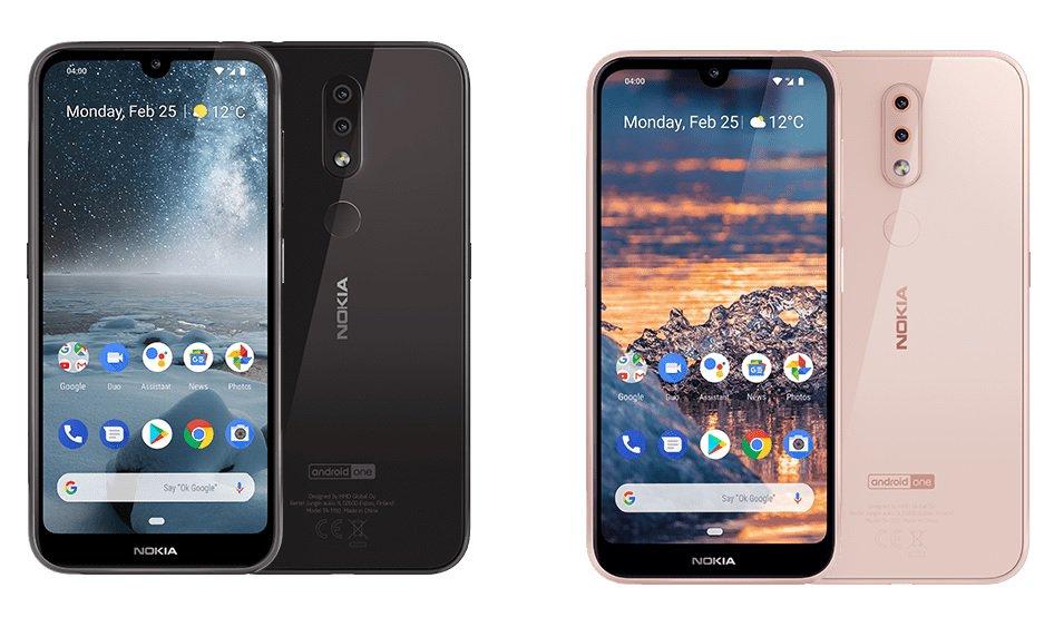 Nokia 4.2 признакам