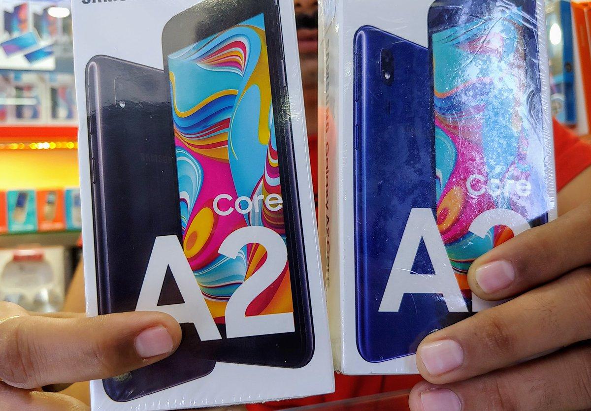 Galaxy A2 Core живое изображение