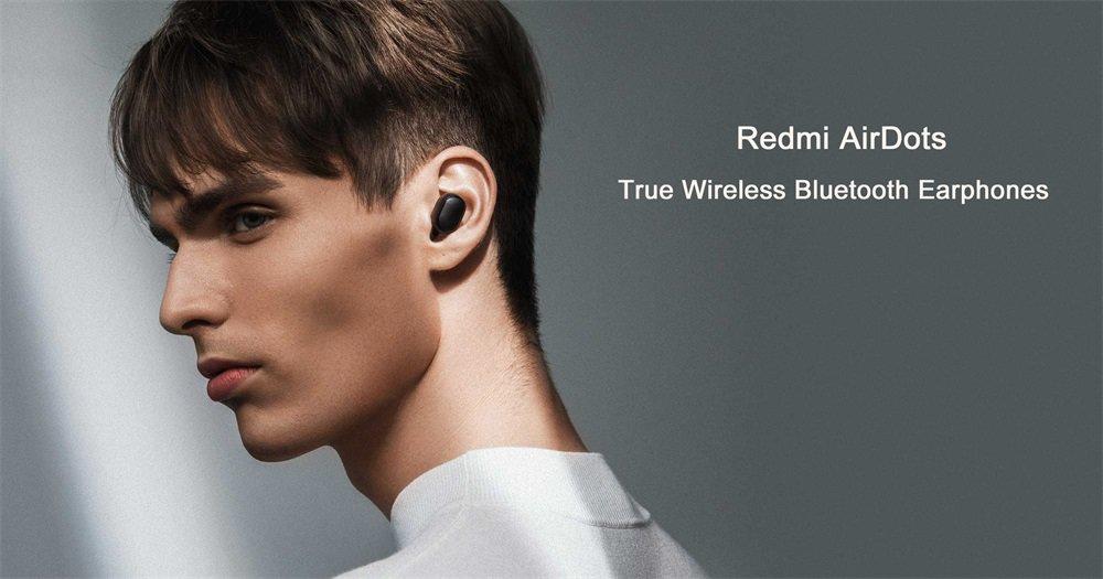 Наушники Xiaomi Redmi AirDots на GearVita
