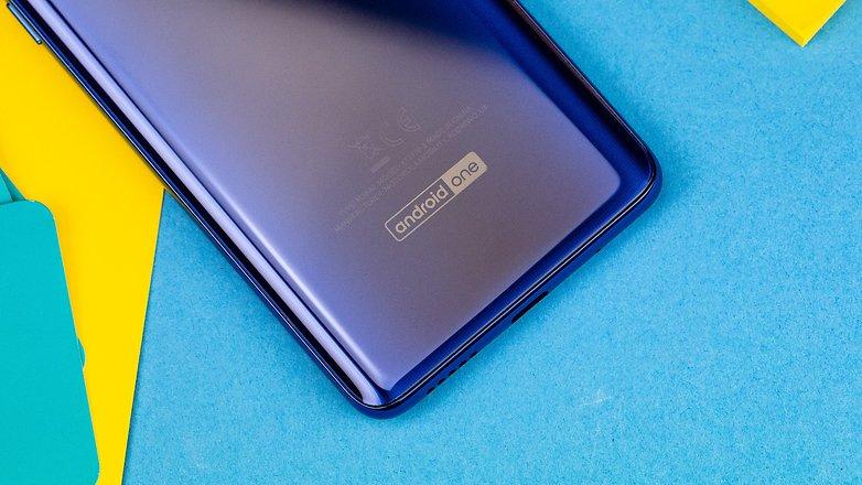 Motorola One Vision обзор Android One