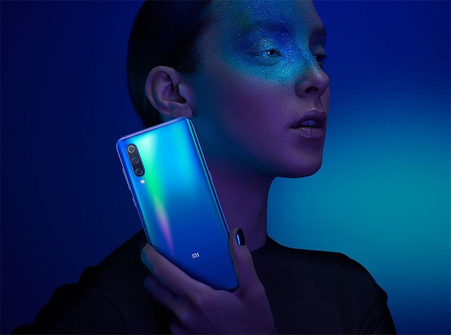Xiaomi Mi 9 Global Version (6 GB RAM, 64 GB ROM) - Gearbest