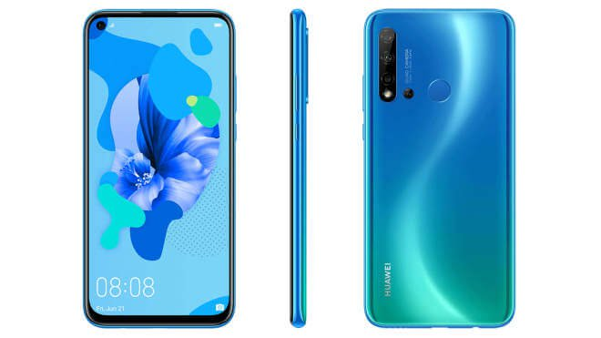 Huawei P20 Lite Рекомендуемые