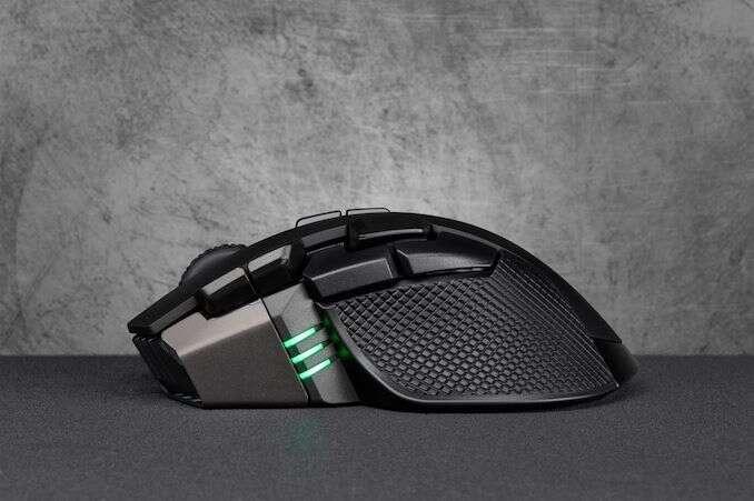 Corsair Ironclaw RGB Беспроводная мышь