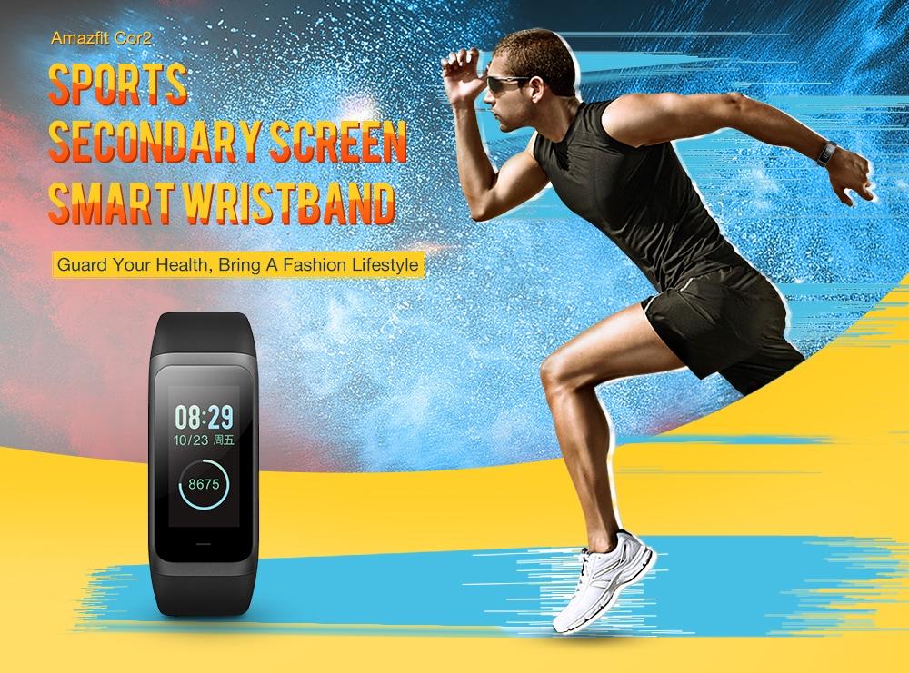 AMAZFIT Cor2 Smart Wristband Bracelet